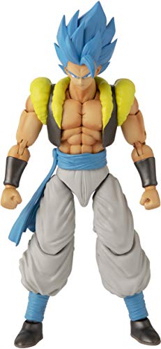 Dragon Ball Super - Figuras de personajes, Serie 11, S11 Super Saiyan Blue Gogeta, Series 11