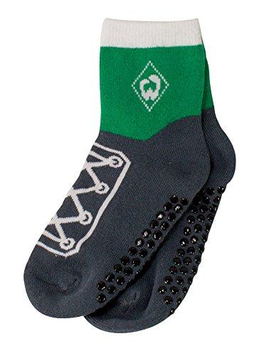 Werder Bremen ABS Babysocke - 1 Paar - Größe 25-28