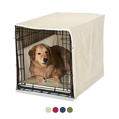 Pet Dreams Complete 3 Piece Crate Bedding Set! The...