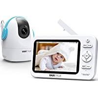 "Vantrue A1 720P 5"" Video Baby Monitor With Camera & Audio"
