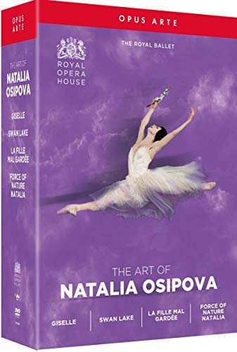 Art of Natalia Osipova (THE) - Giselle / Swan Lake / La...