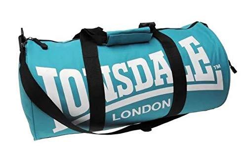 Lonsdale - Borsa sportiva Teal, colore: Verde