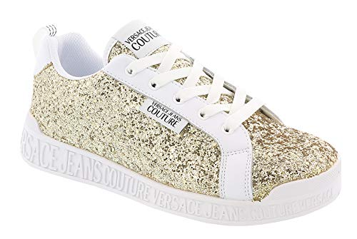 VERSACE JEANS COUTURE Damen Sneaker ORO 38 EU