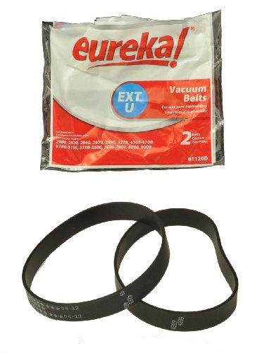 Best eureka vacuum belt 61120f review 2021