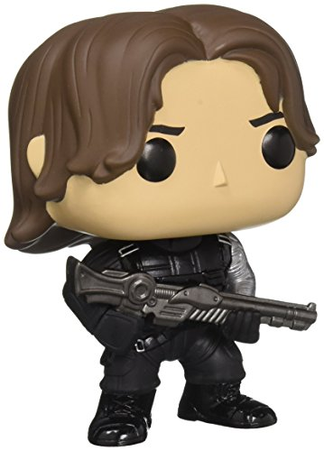 POP! Bobble - Marvel: Captain America CW: Winter Soldier