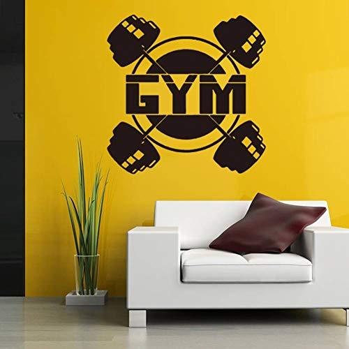 SYQH Nieuwe Verwijderbare Pvc verduisterende muur Sticker Adornment muur glas raamdecoratie Engels Letters muur Sticker Home Decor C1
