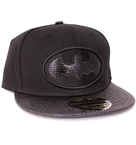 Casquette Batman DC Comics - Leather Symbol