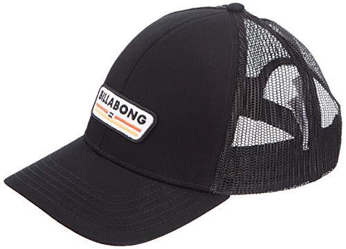 BILLABONG Walled Trucker Caps, Hombre, Stealth, U