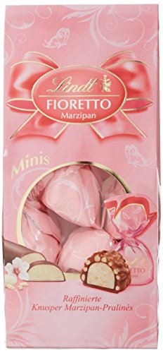 Lindt Fioretto Minis, Marzipan, Beutel, 115 g
