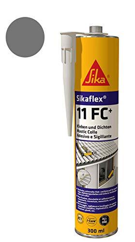 Sikaflex 11 FC+ Elastischer Kleb- und Dichtstoff 300 ml betongrau