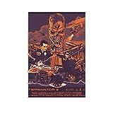 HZHI Poster Terminator 2 Judgement Day PostersBoutique