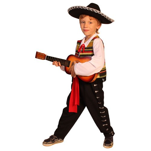 Dress Up America Costume mexicain mariachi pour enfants