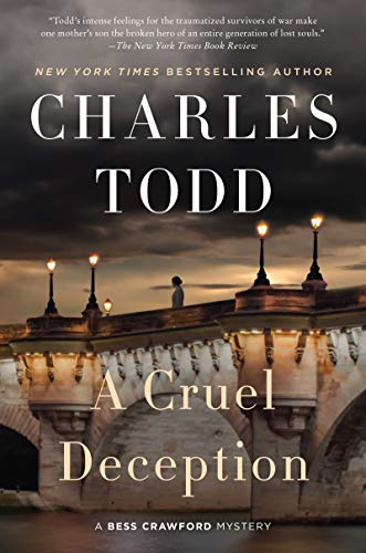 A Cruel Deception: A Bess Crawford Mystery (Bess Crawford Mysteries Book 11) by [Charles Todd]