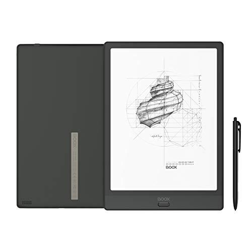 BOOX Note3 10.3' E-book Tablet Android 10.0 Luce Frontale Integrata 64GB Impronte Digitali OTG WiFi BT USB-C Verde Scuro
