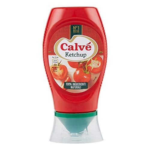 Calvè - Topdown Ketchup Squeeze - 275 gr