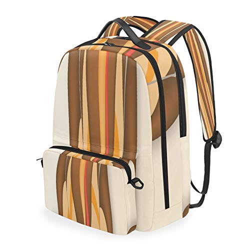 Thanksgiving Day Best Harvest Hiking Backpack Daypack Two In One Detachable Canvas Backpack Casual Lightweight Cloth Canvas Classical Basic Travel Printed Lightweight Daypack For M