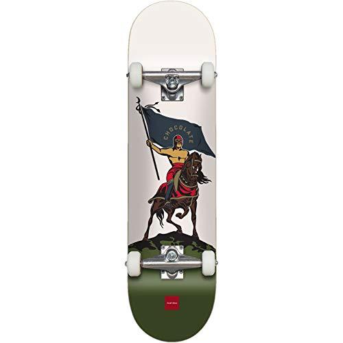 Chocolate Luchador Skateboard Alvarez 20,3 cm