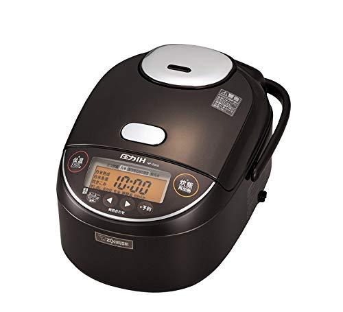 象印 5.5合炊き 炊飯器 圧力IH炊飯ジャー 極め炊き NP-ZG10-TD ダークブラウン