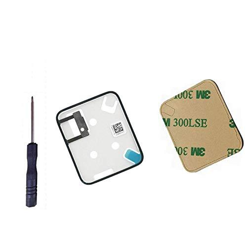 Ogodeal Klebestreifen für Apple Watch, LCD-Bildschirm, wasserdicht, 38 mm/42 mm, Ersatz für Apple Watch iWatch Reparatur, 42 mm
