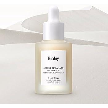 ハクスリー サハラ砂漠の秘密オイルエッセンス30ml / Huxley Secret of Sahara OIL Essence (Essence-Like, Oil-Like) 30ml (1.01fl.oz.) Made in Korea