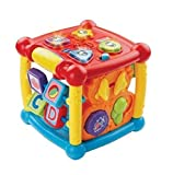 VTech Busy Learners Activity Cube WLM