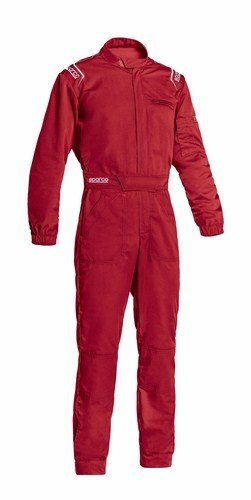Sparco Mono Ms-3 Rouge Taille Xl