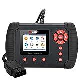 VIDENT Ilink450 Sistema Completo OBD-II Sistema de diagnóstico de Motor Herramientas EPB Service Oil Light ABS Air-Bag SRS TBA/TPS SAS Reset BRT DPF Regeneration Code Reader Scanner