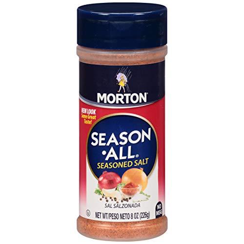 Morton Season-All Seasoned Salt, 8 oz -  Morton Salt, DCS-1283