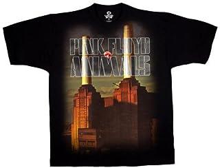 Liquid Blue Men's Pink Floyd Pigs On A Wing Short Sleeve T-Shirt