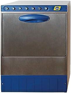 Lavavajillas 30 cestas/h, bomba de lejía, bomba dosificadora de limpieza y descalcificador lavavajillas 230 V lavavajillas 590 x 622 x 820 mm