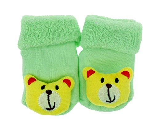 BONAMART ® Newborn Baby Mädchen Jungen Dicke Socken 3D Cartoon