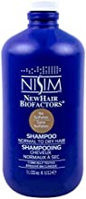NISIM BioFactors Shampoo for Normal To Dry Hair 33oz