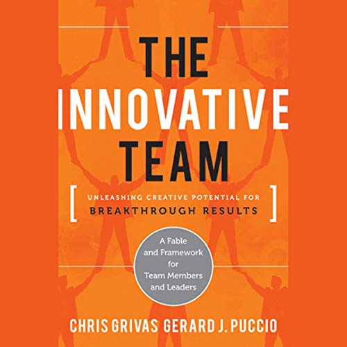 The Innovative Team cover art