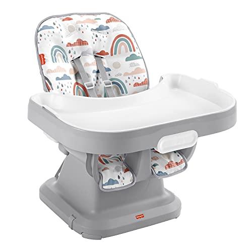 Fisher-Price Baby Cadeirinha da Alimentação Compacta e Portátil