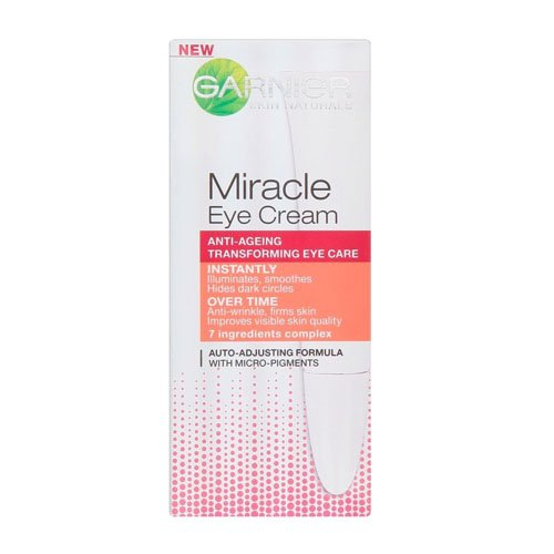Miracle Eye Creme von Garnier, 15ml
