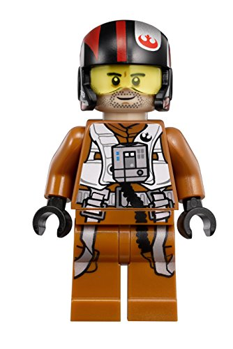 Chasseur LEGO Star Wars Poe X-Wing Fighter 75102 - 717 Pièces - 11