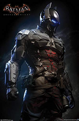 Trends International Arkham Knight Armor Wall Poster 22.375