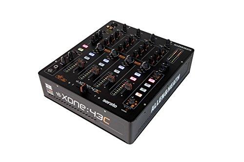 Allen & Heath Xone: 43C Mixer Analog 4Kanal Schnittstelle Audio USB [Electronics]