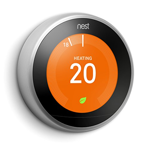 Nest Selbstlernendes Thermostat, 3. Generation, T3010GB