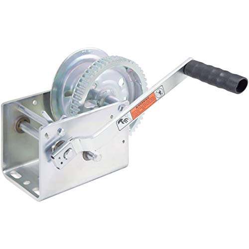 Goldenrod DL3200A Manual Trailer Winch