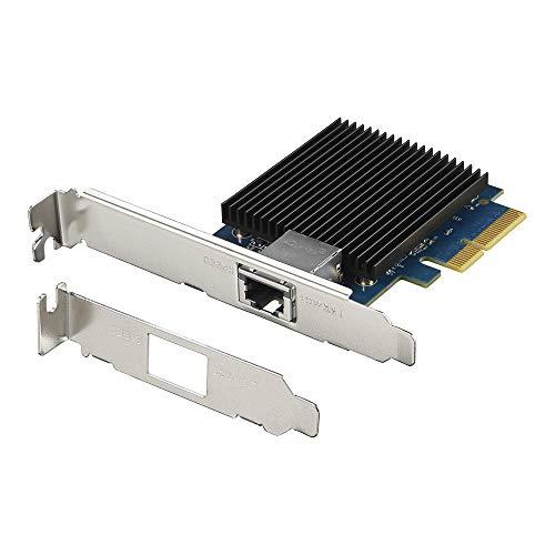 バッファロー 10GbE対応PCI Expressバス用LANボード LGY-PCIE-MG2