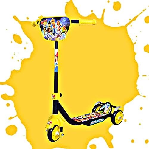 COSMOBABY Kid's 3 Wheeler Plug and Play Kick Scooter