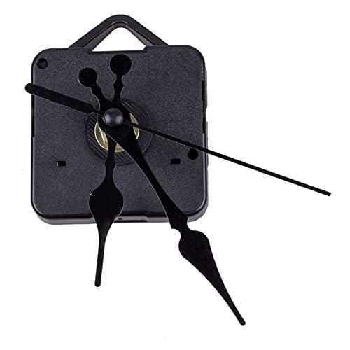 WQAZ Ver reparación de Herramientas de reparación Movimiento de Reloj Black Hour Minute Segunda Mano Bricolaje Kit de Herramientas Ligero y Duradero para Levantar y Desmontar fácilm