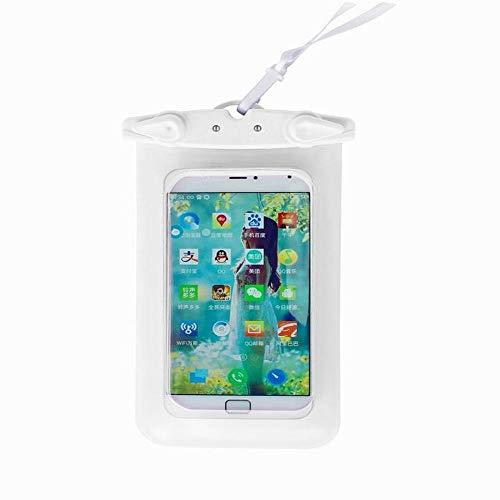 LASTARTS Funda impermeable for teléfono móvil 6plus set de buceo sellado Funda impermeable for iPhone6 Funda for teléfono móvil de natación Bolsa impermeable for teléfono Funda impermeable for teléf