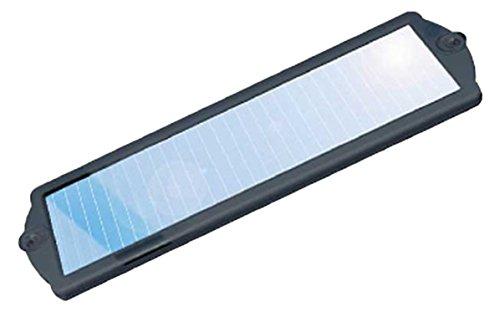 ナヴィック(NAVIC) CLESEED(クレシード) ソー ラーチャージャー 太陽光発電機 ソーラーパネル 最大電流 167mA 逆電流防止機能付きSC170