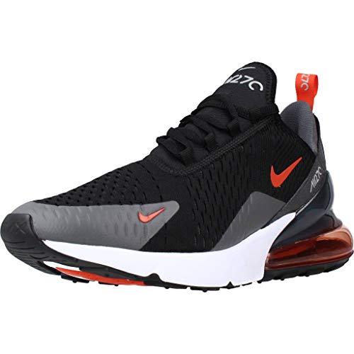 Nike Calzado Deportivo Air MAX 270 para Hombre Negro 43 EU