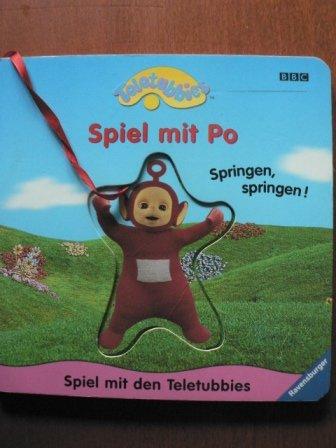 Spiel mit den Teletubbies: Spiel mit PO - Springen, springen!