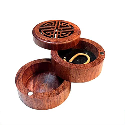 3層の収納と焼香を備えた小型の香炉取り外し可能なミニ香炉は、お香 香炉 仏壇用香炉 香炉皿 香道 丸いお香バーナー 薫香炉 癒やし香炉 おしゃれ 竹製 香立て内蔵の不燃性の綿