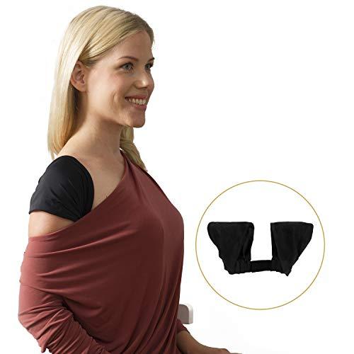 Swedish Posture® Feminine Geradehalter & Rückentrainer speziell für Damen | bessere Körperhaltung | weniger Rücken- & Schulterschmerzen (S-M)