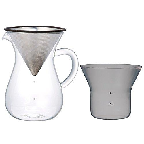 キントー コーヒーカラフェセット SCS-04-CC 600ml 27621